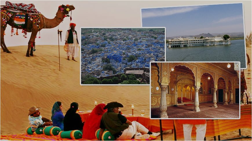 Tourism India Banners Layout Twitter Banners