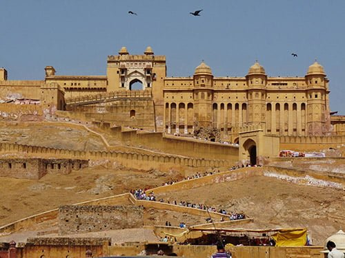 Jaipur Ambert Fort